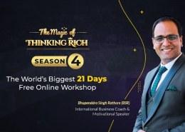 The magic of thinking rich season 4